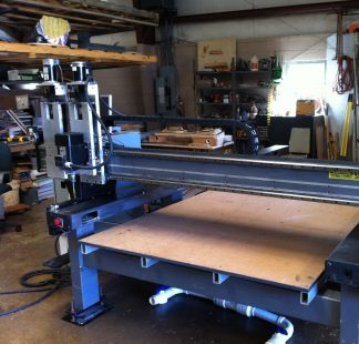 Used CNC Routers