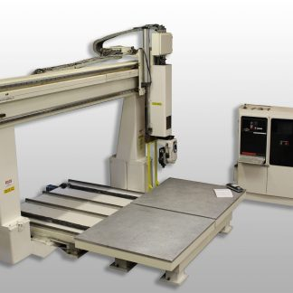 Photo at CNCExperts.com of a used Thermwood 5 axis cnc router.