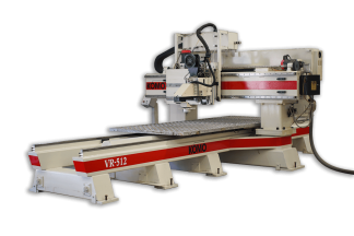 komo vr-512 cnc router for sale at cncexperts.com